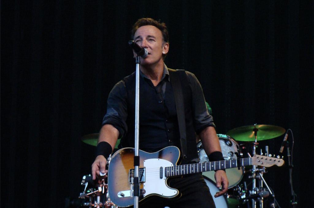 Bruce Springsteen Fender Telecaster