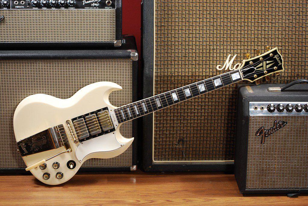 guitarra Gibson modelo SG