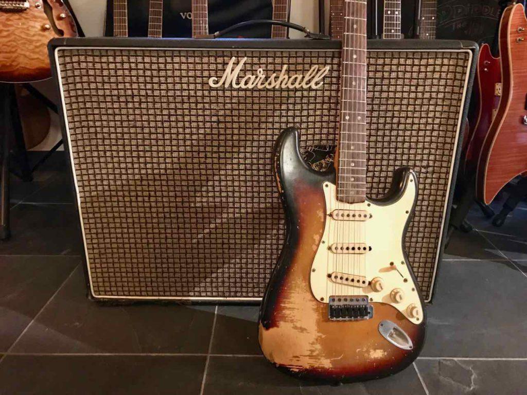 Amplificador Marshall vintage