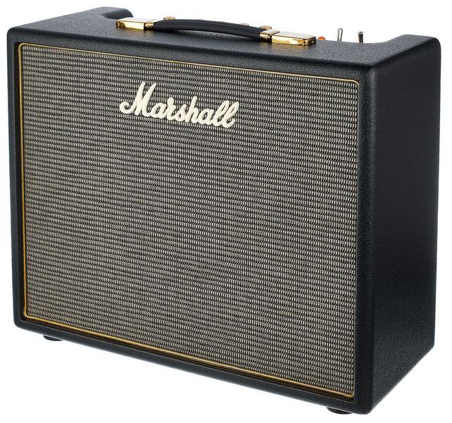 Una de las marcas mas importantes de amplificadores es Marshall