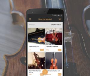 La mejor oferta de violines de segunda mano esta en Sounds Market