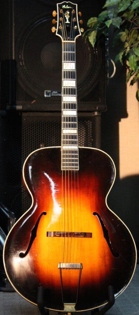 guitarra eléctrica Gibson antigua
