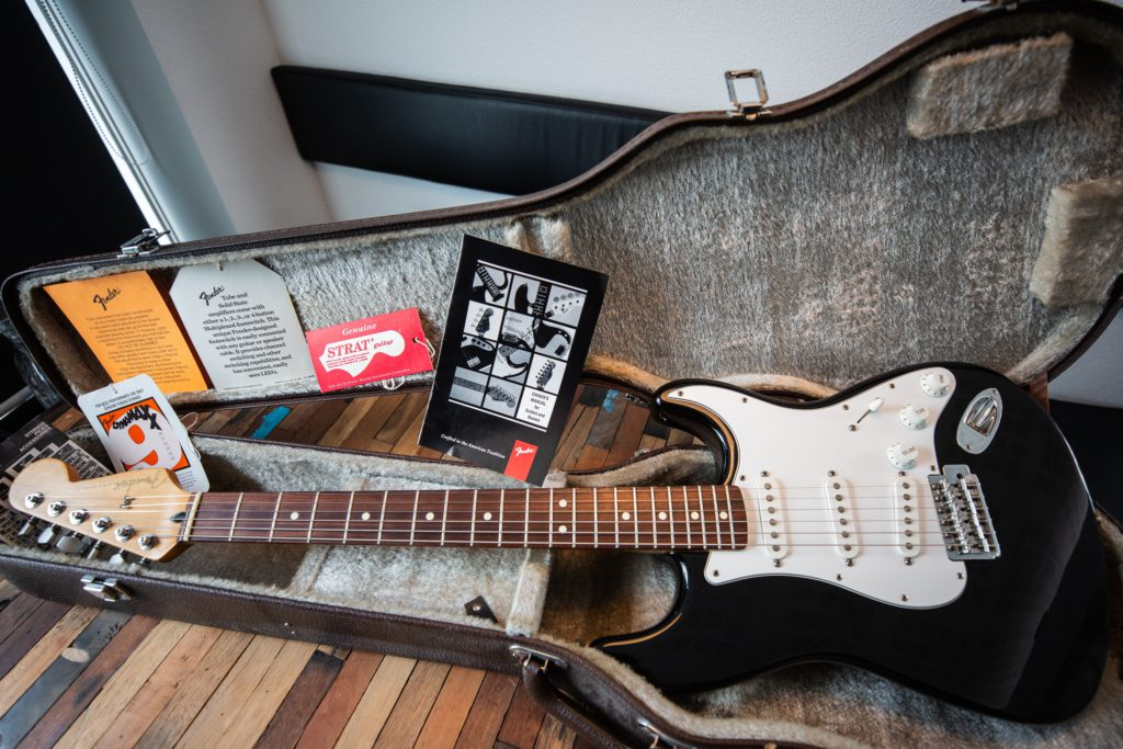 Comprar guitarra eléctrica Fender