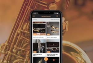 Comprar saxofon