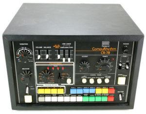 Caja de ritmos antigua. En Sounds Market encontrarás una gran oferta de cajas de ritmos de segunda mano y de ocasión.