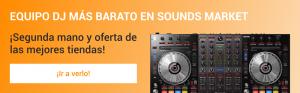 Comprar Equipo DJ más barato en Sounds Market