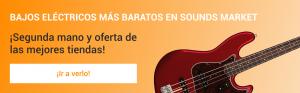 Bajos electricos de segunda mano en venta en Sounds Market