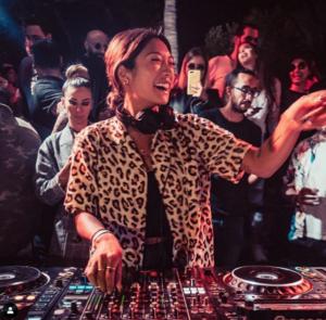 Pggy Gou esuna de las artistas de techno más reconocidas por su personalidad