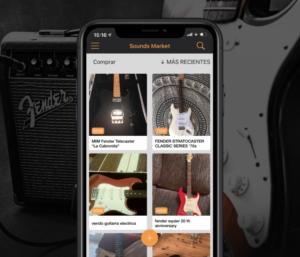 comprar guitarra electrica Fender