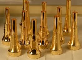 Tipos de boquillas para trompetas