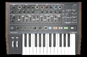 Arturia Minibrute 2 es un sintetizador polifonico de buena calidad y a un precio asequible