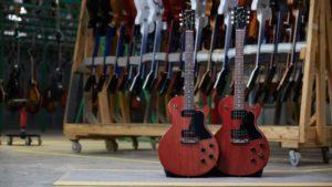 Actualizacion de las Gibson Les Paul TrIbute en NAMM 2020