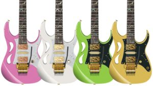 Novedades de guitarras Ibanez en NAMM 2020