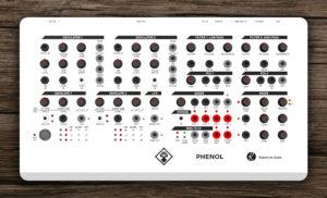 Sintetizador Kilpatrick Phenol polifonico de buen sonido y economico
