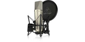 microfono de estudio behringer Tannoy TM1