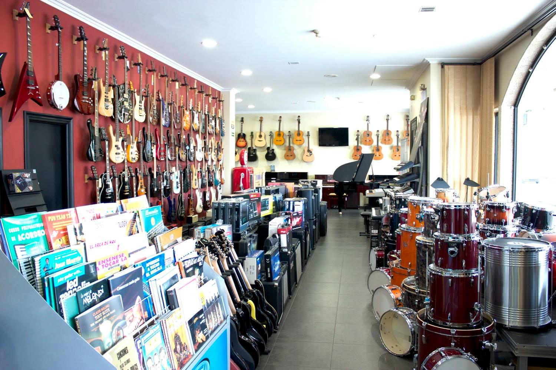 Tienda de guitarras electricas en Pontevedra