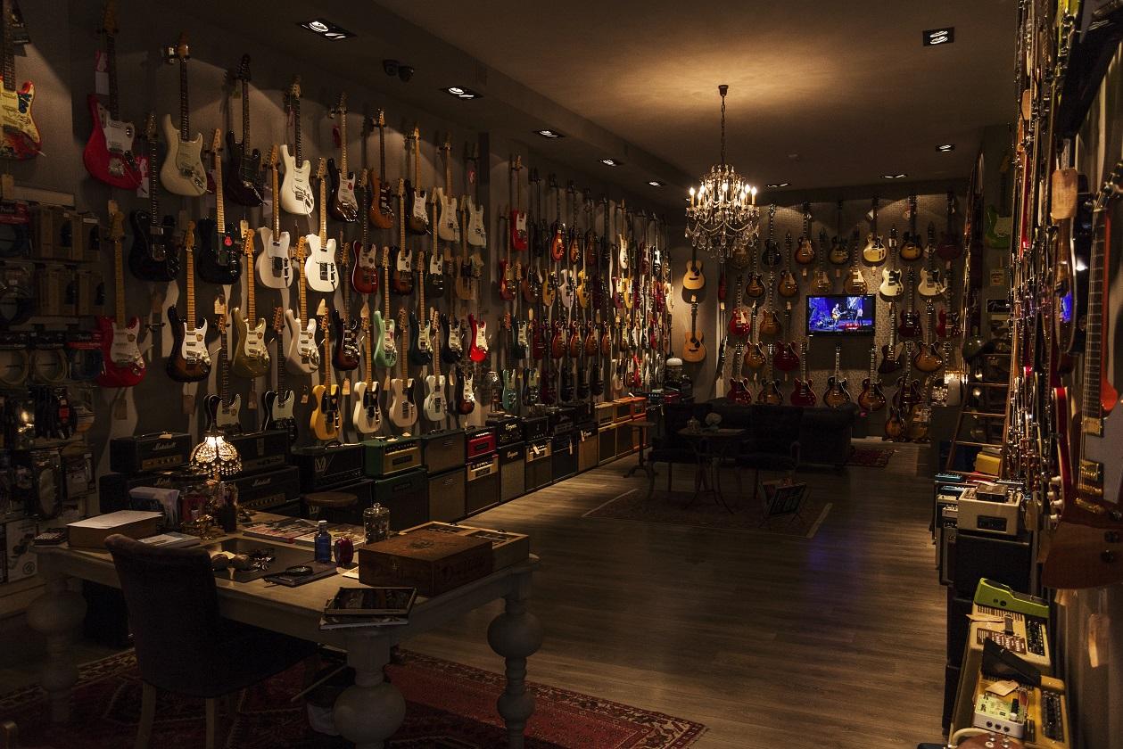Guitarras electricas en venta en Estudio 54