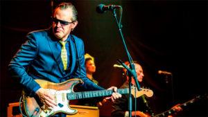 Joe Bonamassa es considerado como uno de los mejores guitarristas actuales