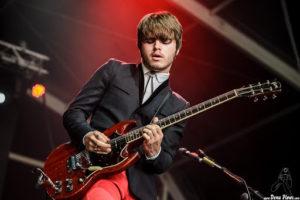 Joh McClorey es uno de los guitarristas mas jovenes