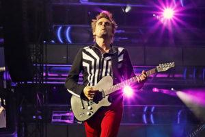 Matt Bellamy es el guitarrista de Muse