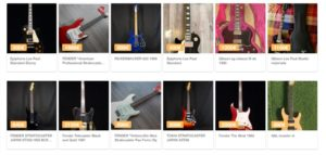 La mejor oferta de guitarras electrcias está en Sounds MARKET