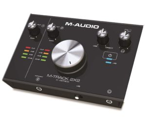 M-Audio ofrece gran calidad en tarjetas de sonido