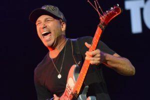 Tom Morello es uno de los guitarristas de rock más reconocidos