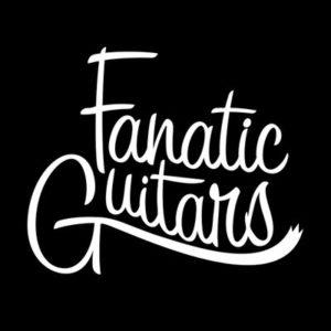 Logo de Fanatic Guitars tienda de guitarras en Barcelona
