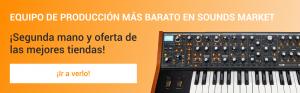 El mejor material de produccion de segunda mano y de ocasion en Sounds Market