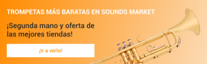 Trompetas mas baratas en Sounds Market