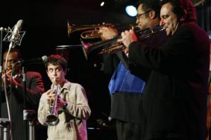 Concierto de Jazz en el Trumpet Summit de Terrassa.