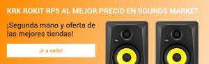 KRK ROKIT RP5 al mejor precio en Sounds Market