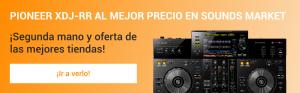 Pioneer DJ XDJ RR mas barata en Sounds Market