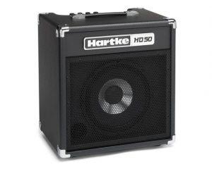 Amplificador Hartke HD50 de buena calidad y ocasion