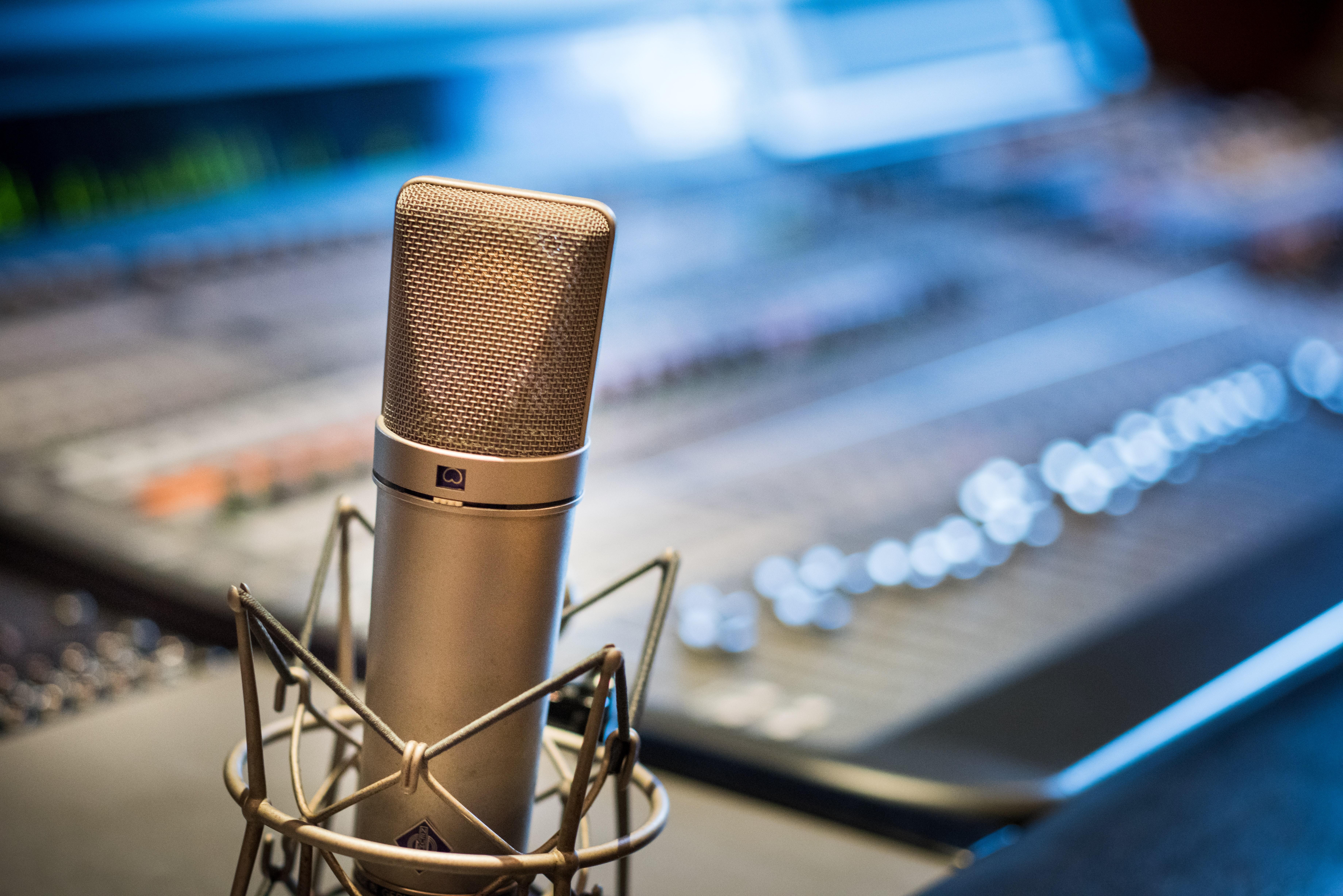 Microfono de segunda mano en venta