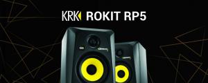 Monitores de estudio Rokit RP5 de segunda mano en Sounds Market