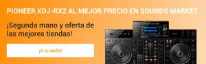 Pioneer DJ XDJ RX2 mas barata en Sounds Market
