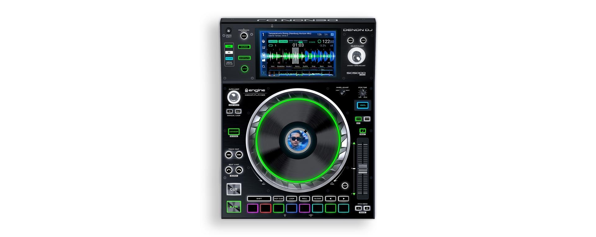 Denon SC5000 mas barato en Sounds Market