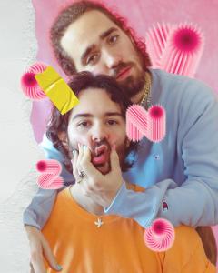 Vonzo duo formado por Juanma y Guille