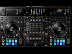 Pioneer DJ DDJ RZX controladora profesional de cuatro canales