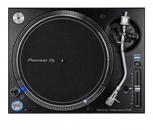 Platos DJ DJ-PLX 1000