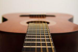guitarras acusticas o guitarras flamencas