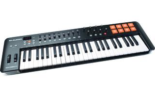 M Audio Oxygen teclado MIDI 49 teclas