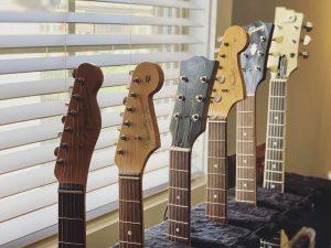 Guitarras eléctricas Gibson y Fender en venta de segunda mano