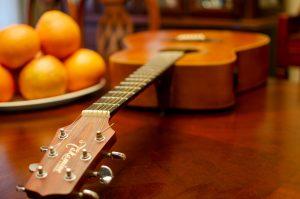Guitarra acústica Takamine