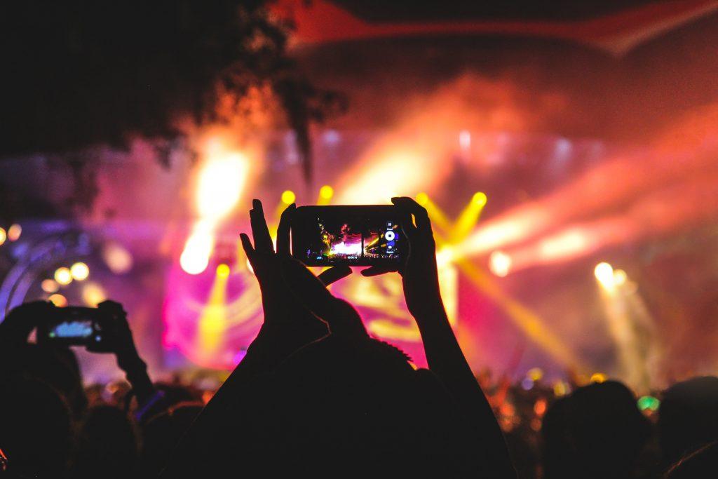 concierto live industria musical coronavirus pandemia cultura
