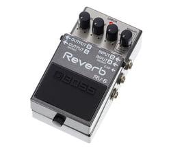 Boss RV-6, pedal reverb, guitarra efectos
