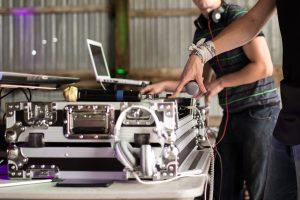 Protege tu equipo DJ: Flight case