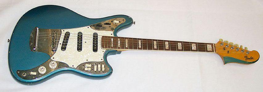 fender marauder vintage guitar