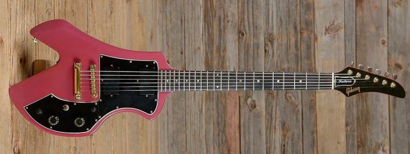 corvus, abrelatas, guitarra famosa